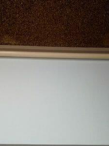 宿舎の天井